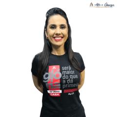 Camiseta Cristã - A Glória da ùltima Casa