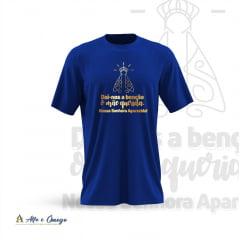 Camiseta Cristã  - Nossa Senhora Aparecida