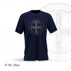Camiseta Cristã - São Bento