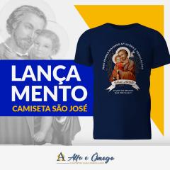 Camiseta Católica São José