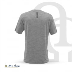 Camisetas Cristãs Alfa e Ômega
