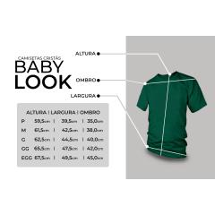 Kits 3 camisetas lisas - AZUL MARINHO - MESCLA - BRANCA