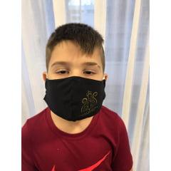 Proteção Facial Personalizada Cristã KIT 5 Pçs